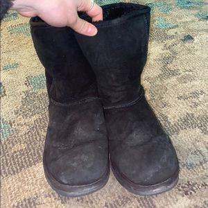 Authentic black short Ugg's